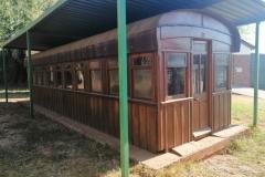 BP Train carriage